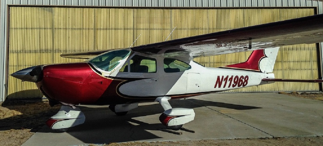 1976 Cessna 177B N11968::Rental rate per hour $ 165 (cash) / $ 170 (credit)&nbsp