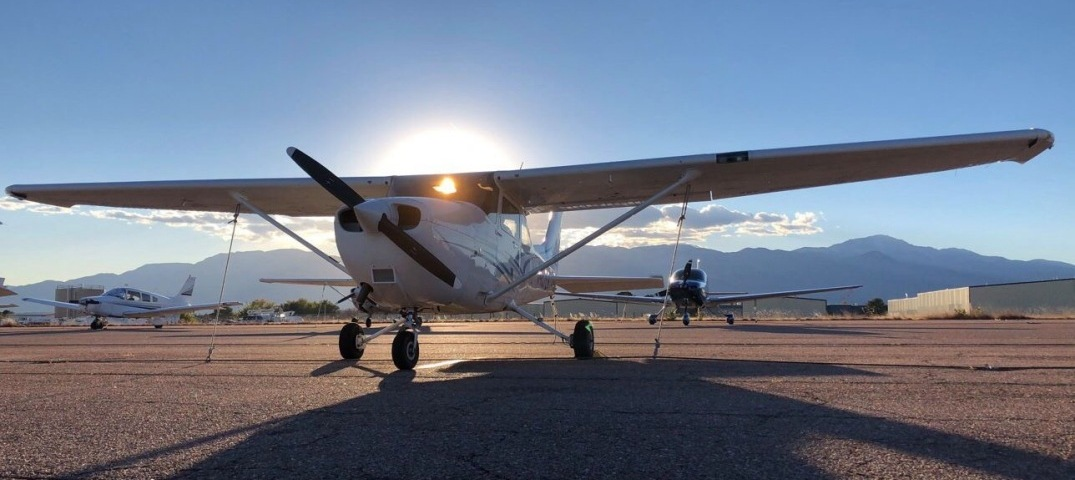 2007 Cessna 172SP G1000 N487ER::Rental Rate per hour $ 207