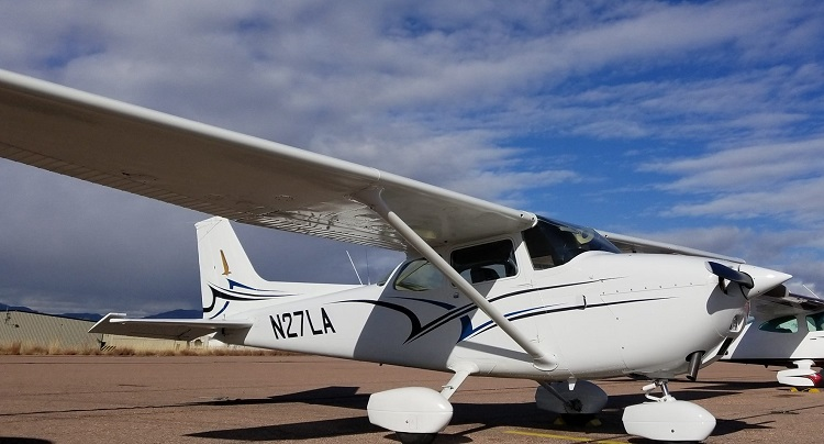 1976 Cessna 172M N27LA::Rental rate per hour $ 145 (cash) / $ 150 (credit)&nbsp