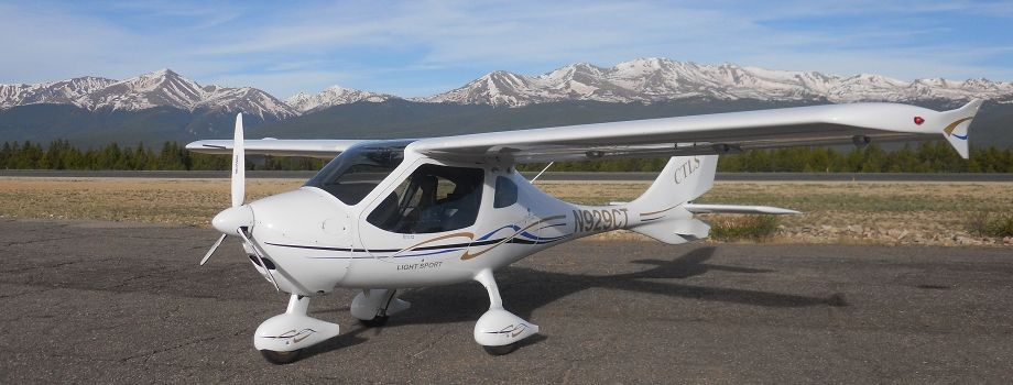 2008 Flight Design CTLS N929CT::Rental rate per hour $ 125 (cash) / $ 130 (credit)